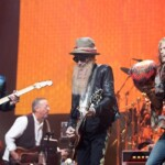 "Rattlesnake Shake de ""Mick Fleetwood & Friends"" junto a Steven Tyler y Billy Gibbons"
